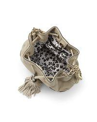 Rebecca Minkoff Natural Lexi Bucket