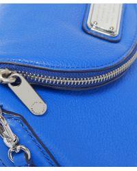 Marc By Marc Jacobs   Blue Mini Q Natasha Crossbody Bag   Lyst