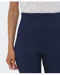 Crea Concept Blue Stretch Trousers