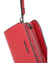 Mango - Red Wristlet Cosmetic Bag - Lyst