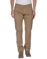 Dondup - Natural Casual Trouser for Men - Lyst