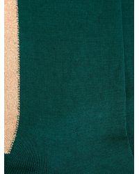 Marni | Green Colour Block Socks | Lyst