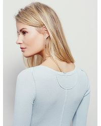 Free People | Blue We The Free Womens Wtf Rosey Cuff | Lyst