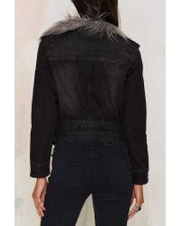 Somedays Lovin - Black Anita Denim Jacket - Lyst
