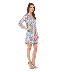 Lilly Pulitzer | Multicolor Rossmore Dress | Lyst