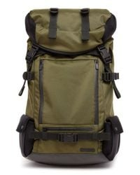 Lexdray - Green 'mont Blanc' Ballistic Nylon Backpack for Men - Lyst