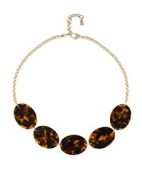 Hobbs | Natural Dana Necklace | Lyst