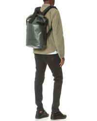 Filson Green Dry Day Backpack for men