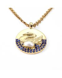 Lulu Frost - Metallic Lake Medallion Necklace - Lyst