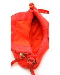 Marc By Marc Jacobs - Classic Q Mini Natasha Bag Infrared - Lyst