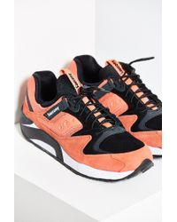 Saucony - Pink Grid 9000 Premium-uni Sneaker - Lyst