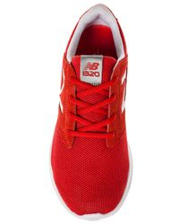 New Balance - Red The New Running Sneaker for Men - Lyst