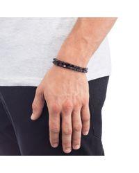 Lulu Frost - Brown 'valor'' Morse Doublet Bracelet - Lyst