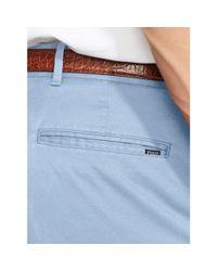 Ralph Lauren | Blue Straight-fit Driver Short for Men | Lyst