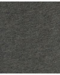 Folk | Gray Charcoal Everyday Crew Neck Cotton T-shirt for Men | Lyst
