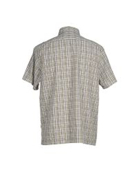 Michael Kors - Green Shirt for Men - Lyst