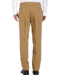 Incotex - Natural Chinolino Pants for Men - Lyst