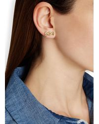Marc By Marc Jacobs - Metallic Lost And Found Gold Tone Candy Earrings - Lyst