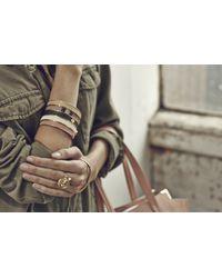 Rachael Ruddick | Metallic Nautical Knot Ring | Lyst