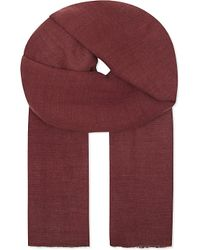Denis Colomb | Purple Annapura Stole Scarf | Lyst