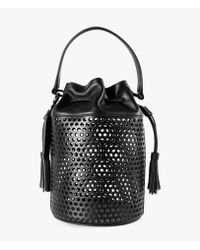 Loeffler Randall | Green Industry Perforated Bag | Lyst