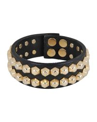 DSquared² | Black Bracelet for Men | Lyst