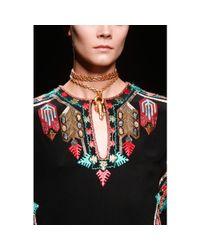 Valentino - Metallic Scorpio Pendant Necklace - Lyst