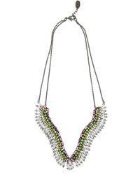 Joanna Laura Constantine | White Americana Collection Necklace | Lyst