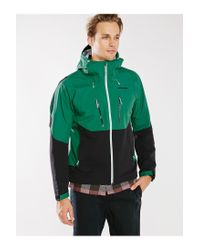 d830b508 Patagonia Mixed Guide Hooded Jacket in Green for Men - Lyst