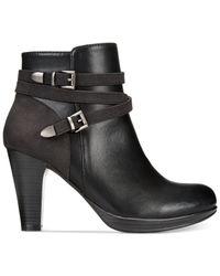 Rialto Black Pasedena Dress Booties