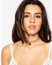 ASOS | Metallic Limited Edition 70s Star Pendant Necklace | Lyst
