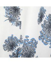 Mulberry - Blue Primrose Dress - Lyst