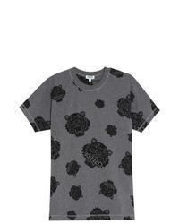 KENZO - Black Iconic Tiger T-shirt - Lyst