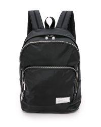Marc By Marc Jacobs Black Ultimate Backpack for men