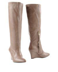 Patrizia Pepe Brown Boots