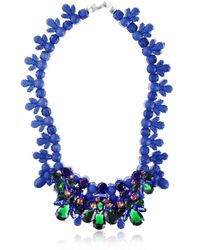 EK Thongprasert | Blue Giverny Garden Necklace | Lyst