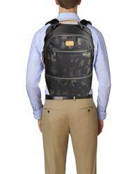 Tumi Gray Alpha Bravo Cannon Backpack for men