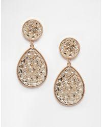 ALDO | Metallic Gold Brerrama Earrings | Lyst