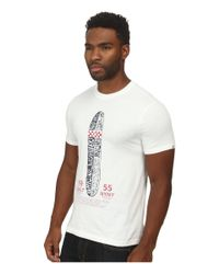 Original Penguin | White The London Ny Surfboard Heritage Tee for Men | Lyst