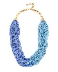 BaubleBar | Blue Periwinkle Bead Strands | Lyst