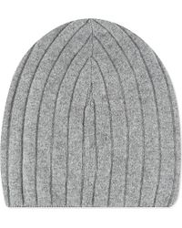 Theory | Gray Hody Cashmere Hat | Lyst