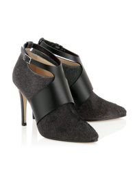 Jimmy Choo Black Telma 100