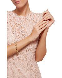 Monica Rich Kosann | Metallic 18k Yellow Gold Marilyn Link Bracelet | Lyst