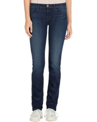 J Brand Blue 9232 Close Cut Jude