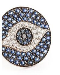 Ileana Makri   Blue 'dawn' Ring   Lyst