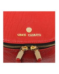 Vince Camuto - Metallic Marl Crossbody Handbag - Lyst