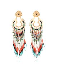 Gas Bijoux | Red Apache Earrings | Lyst