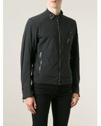 Belstaff | Black 'K Racer' Jacket for Men | Lyst
