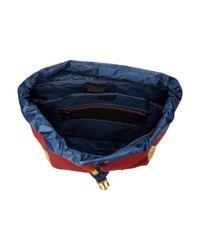 Vans - Red Nelson Backpack for Men - Lyst