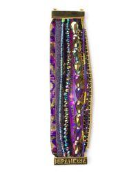 Joie | Purple Hipanema Octopus Bracelet | Lyst